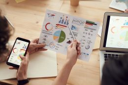Planning marketing Strategy through the use of different digital products